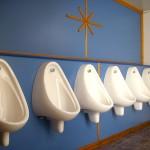 Corporate Bathroom Urinals